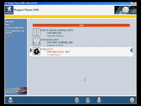 Peugeot planet system youtube for Plante 2000 meyzieu