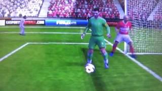 Глюк в FIFA 11 на PSP(, 2012-02-12T09:14:04.000Z)