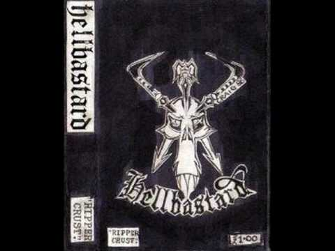 Looking Back At HELLBASTARD's Rippercrust demo