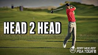 Rory McIlroy PGA Tour - HEAD 2 HEAD AGAINST SUBSCRIBERS! (Xbox One Gameplay 1080p 60FPS)