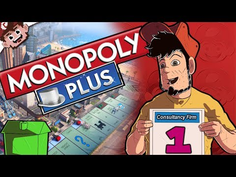 Welcome Back to Monopoly! | ChilledChaosConsultancyFirm.com (Monopoly Plus - Part 1)