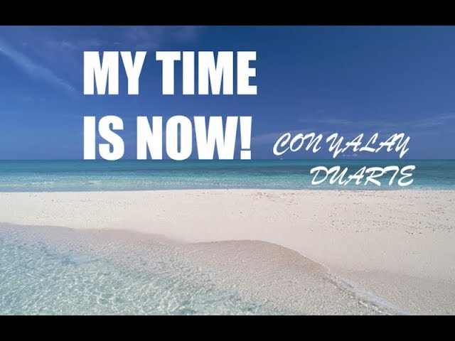 MY TIME IS NOW PROGRAMA 3 LA IMPORTANCIA DE LOS COLORES