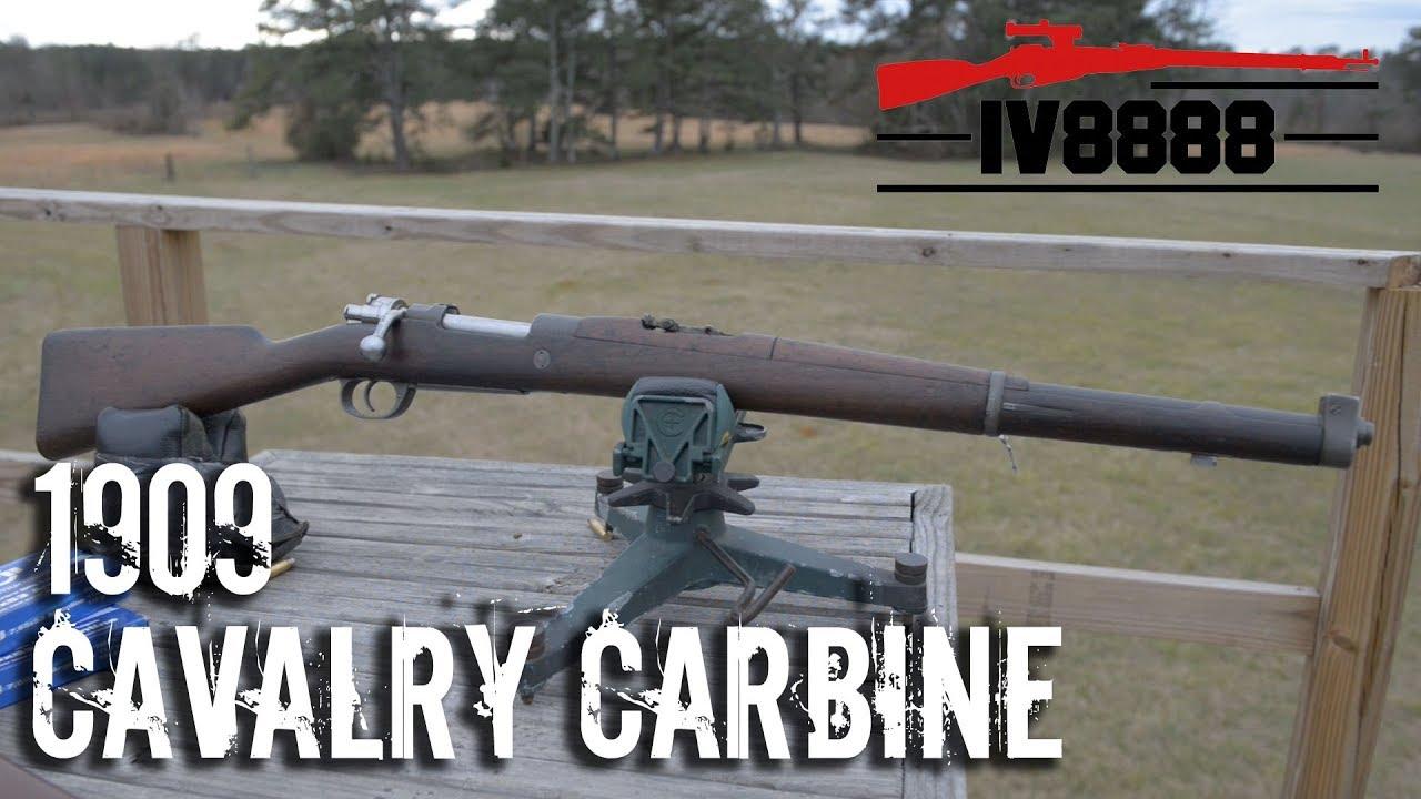 Argentine 1909 Cavalry Carbine