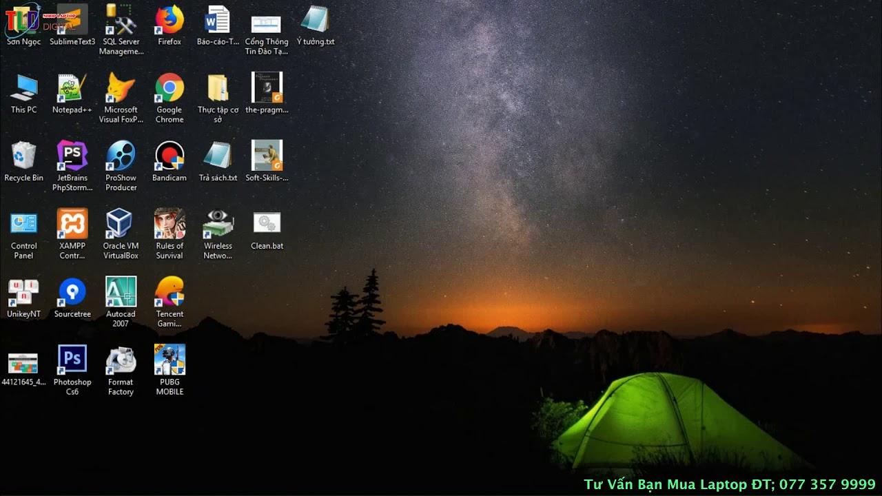 Hướng Dấn Cách Xóa File Rác Cải Thiện Tốc Độ Cho Windows 10