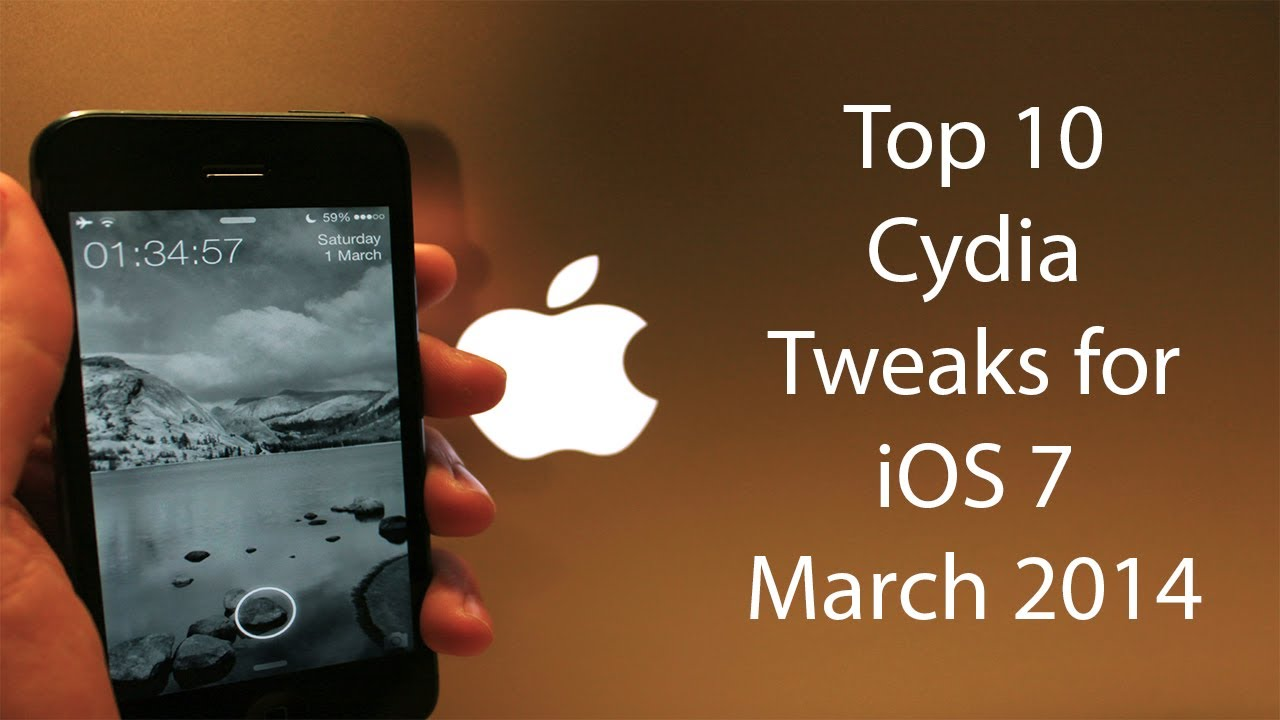 Best Cydia Tweaks For Ios 7 And Iphone 5s 5 March April 2014 Youtube