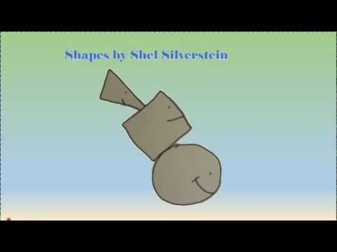 Shapes by Shel Silverstein