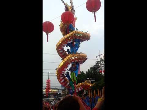ตรุษจีน 2013 ที่เดอะมอลล์โคราช