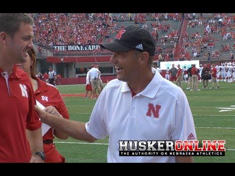 HOL HD: Nebraska vs. Northern Illinois Sights & Sounds