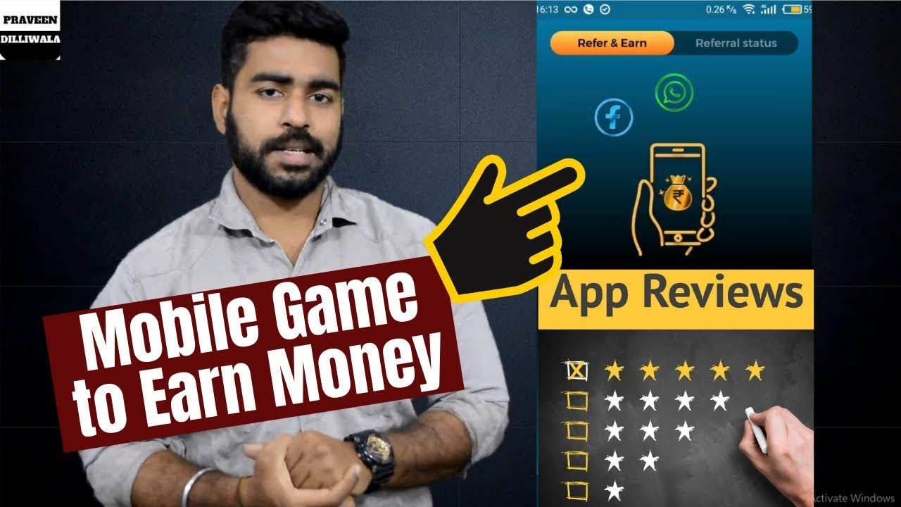 Earn Daily Money from Winzo Gaming App | My Honest Opinion | Easiest Way to Earn Money Online?