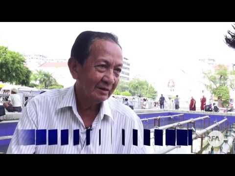 Yangon Residents Response on London Protest