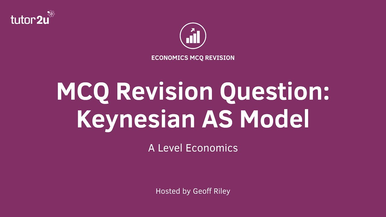 An examination of the keynesian problem