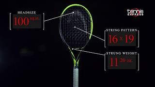 Head Graphene Touch Extreme MP Racquet Review | Tennis Express
