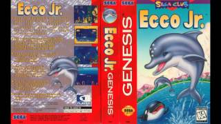 [SEGA Genesis Music] Ecco Jr. - Full Original Soundtrack OST