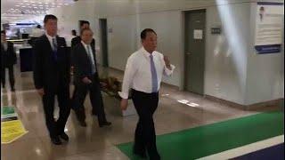 Üst düzey Kuzey Koreli diplomat New York'ta Video