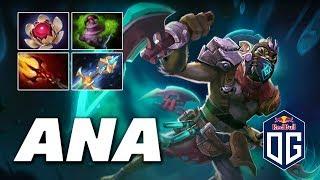 ANA Roaming Bounty Hunter | Dota 2 Pro Gameplay