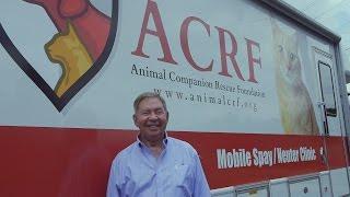 ACRF Mobile Spay Neuter Clinic Tour