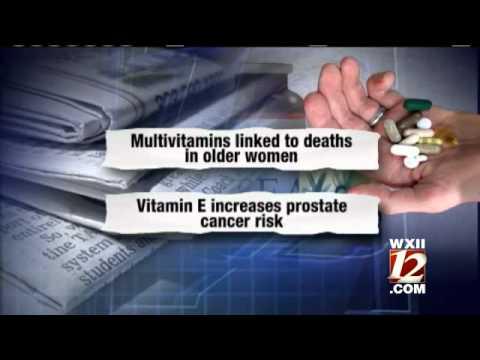 Vitamin Supplement Concerns