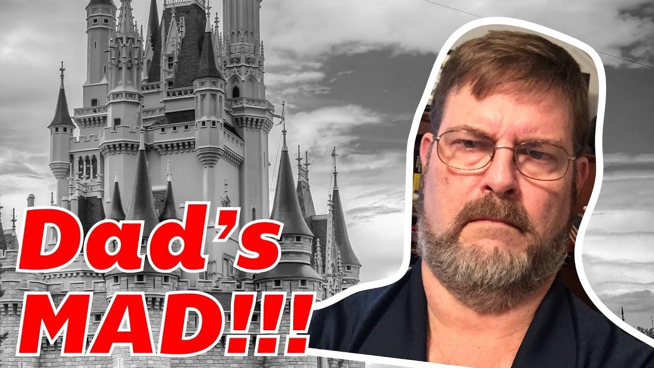 Download Dad's Three Big End of 2017 Walt Disney World Rants!