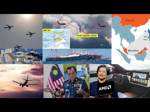 16 Chinese planes came close to violating airspace: Malaysia