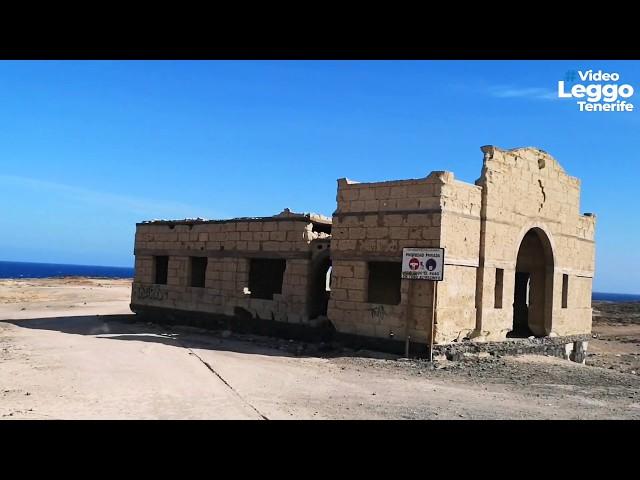 Abades, il mistero di un luogo abbandonato a Tenerife