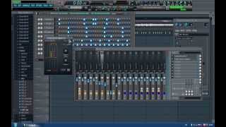 Видеоурок FL Studio. Часть 1. Семплирование