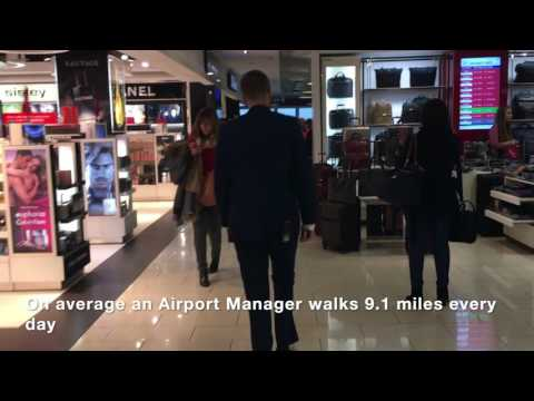 Fit to Fly- Airport Manager