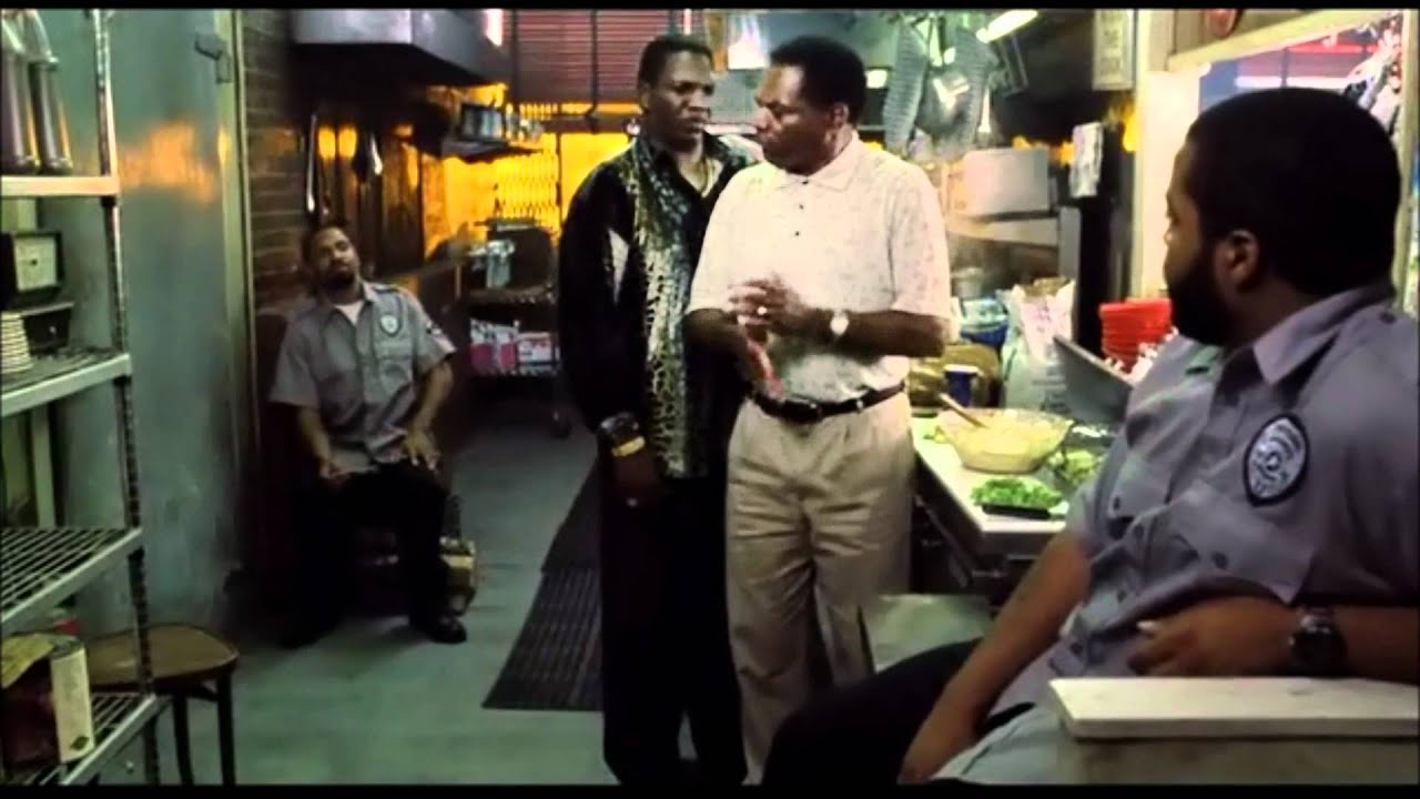 Friday After Next - Brotherly Rivalry [1080p] - YouTube