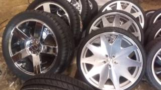 american racing nova ridler 696 mrr hr3 and kmc 695 chrome wheels busy day at the shop free shipping