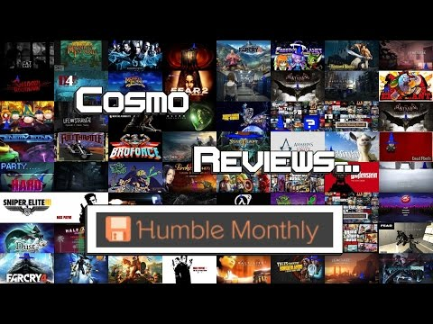 Humble Monthly Bundle Review - October 2016 - Is it a Grim bundle?