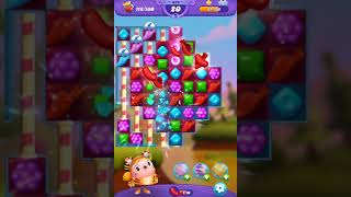 Candy Crush Friends Saga Level 523 NO BOOSTERS - A S GAMING
