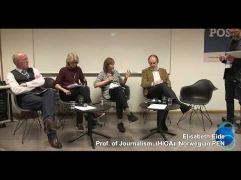 Panel debate: What can be done to improve the conditions for investigative journalism?​