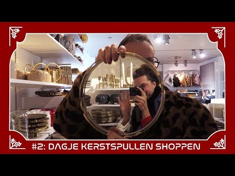 #2 VLOGMAS: DAGJE KERSTSPULLEN SHOPPEN from YouTube · Duration:  10 minutes