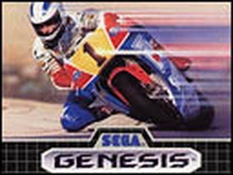 Classic Game Room HD - SUPER HANG ON for Sega Genesis review