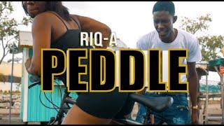 Riq-A - Girl Peddle (Official  music video ) Bashment Soca 2019