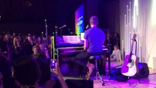 Fly On by Chris Martin at the 5th Annual Kaleidoscope Ball for UCLA Mattel Children's Hospital