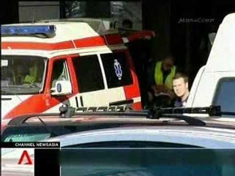 Finland #01 - News : School shooting kill 10 - 24.09.2008