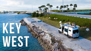 3 Days in Key West Florida! - The Last Destination Of Our East Coast Road Trip - Van Life Ep 26