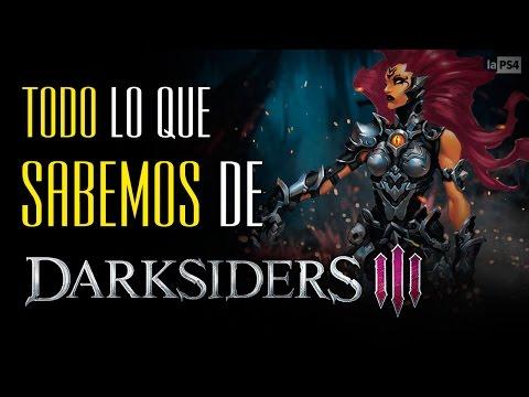 DARKSIDERS III | TODO lo que sabemos del juego | LaPS4