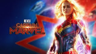 Captain Marvel REVEU