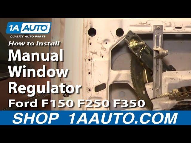 Window Crank Handle Manual for Ford Truck E150 Econoline Van F150 Ranger