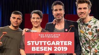 Stuttgarter Besen 2019 - Der komplette Wettbewerb | SWR Kabarett & Comedy