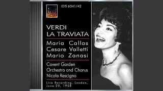 La traviata: Act III: Prelude