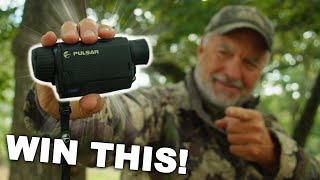 NIGHT VISION GIVEAWAY | Pulsar Axion XM30S Product Review