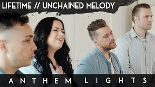 Justin Bieber - Lifetime Mashup (Anthem Lights Cover featuring @Jacquelyn Walters )