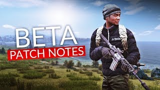 ◤ Base Building, Modding und mehr - DAYZ BETA Patch Notes [DE]