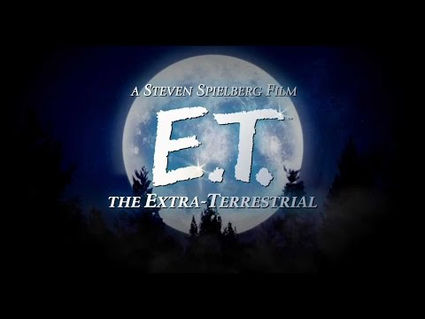 E.T. the Extra-Terrestrial - 20th Anniversary TV Commercial (2002)