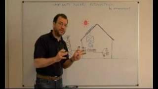 Come funziona un impianto fotovoltaico(Paolo Rocco Viscontini - Presidente di Enerpoint descrive il funzionamento di un impianto fotovoltaico., 2010-11-16T14:16:26.000Z)
