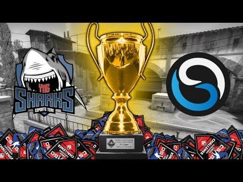 YNG SHARKS vs OFFSET [Inferno]  FINAL OMEN Eurogamer CS:GO 2018