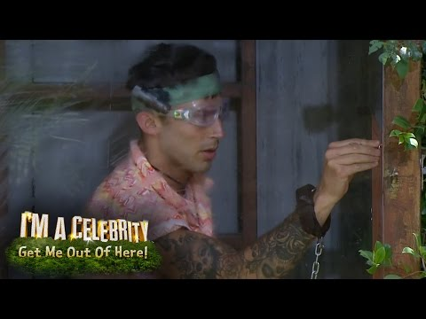 Jake & Foggy's Head To Head Bushtucker Trial: Down The Chain | I'm A Celebrity...Get Me Out Of Here!