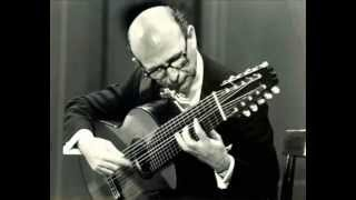 Narciso Yepes plays Fernando Sor 24 Etudes